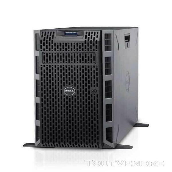 dell poweredge t320 - ws2012r2 2vms - xeon e5-2403 - 16 gb -