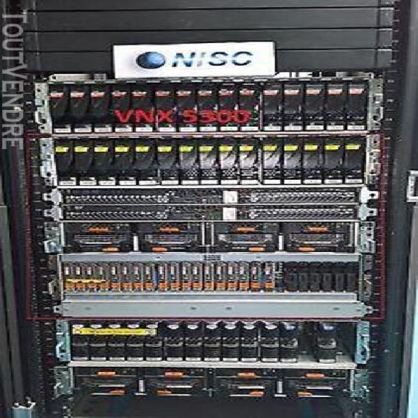 emc vnx5300 unified - full unit - 10,8 to sas 10k, 135 to sa