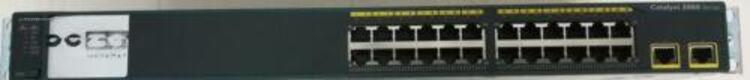 switch 24 cisco catalyst 2960 ws-c2960-24tt-l v02
