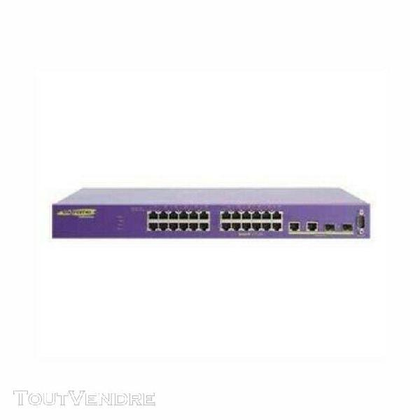 switch extreme network summit x150-24 24+2 ports occasion te