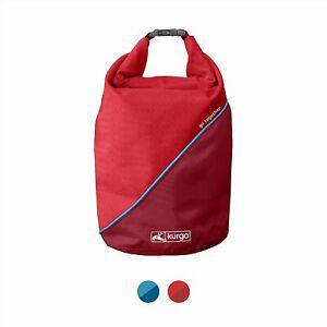 Kurgo sac à croquettes pour chien - sac de transport de