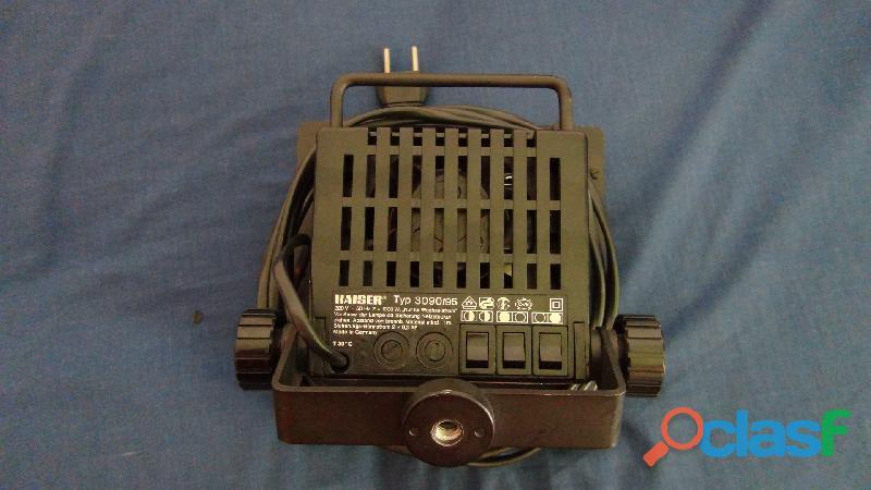Projecteur kaiser 2 x 1000 w type 3090 95 2