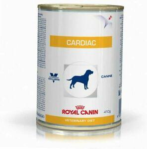 Royal canin cardiac boîte nourriture pour chien 410 g