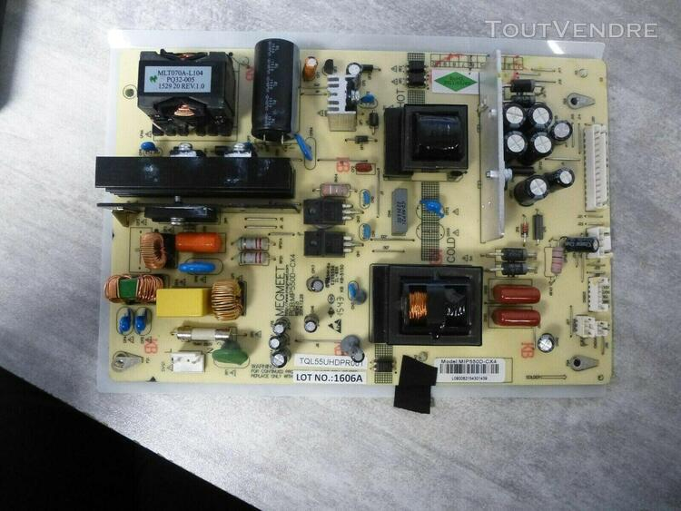 alimentation mip550d-cx4 pour tv polaroid