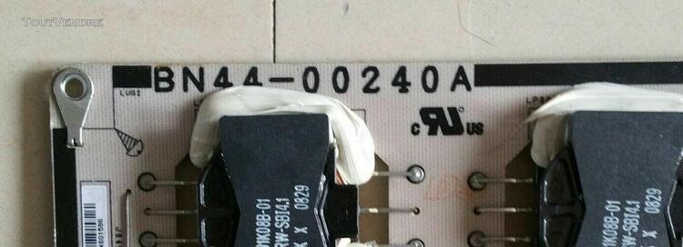carte alimentation (bn44-00240a) tele samsung le52a856