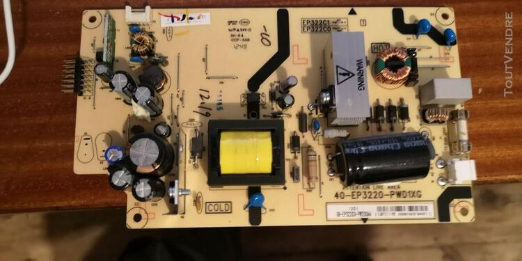 carte alimentation tv tcl thomson 08-ep322c0-pw200aa 40-ep32