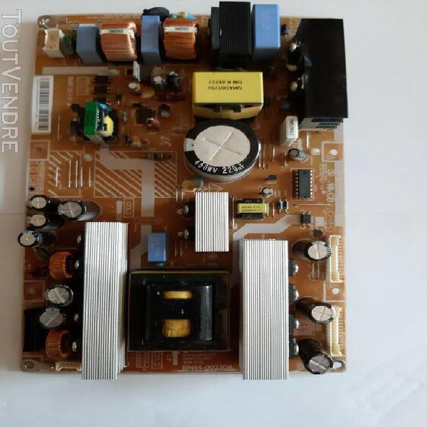 carte d'alimentation mk37p5t tv samsung le37a568p3m (94cm)