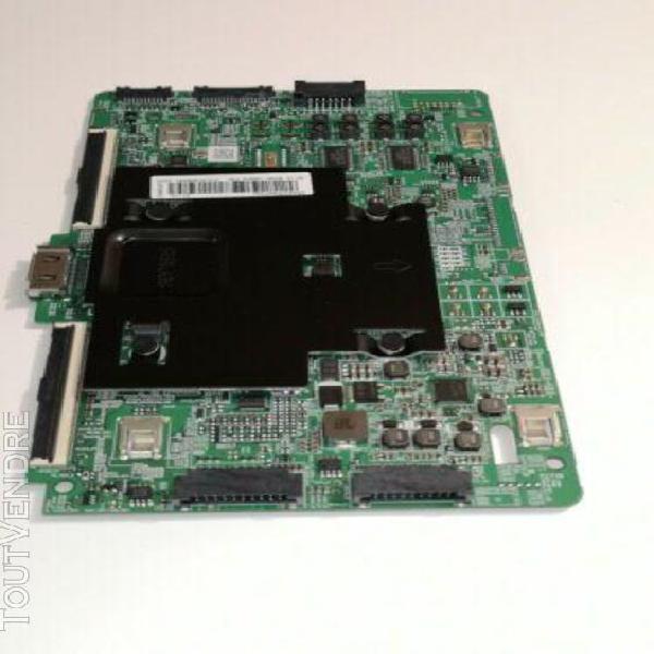 carte principale /main board bn41-02572b pour tv samsung qe