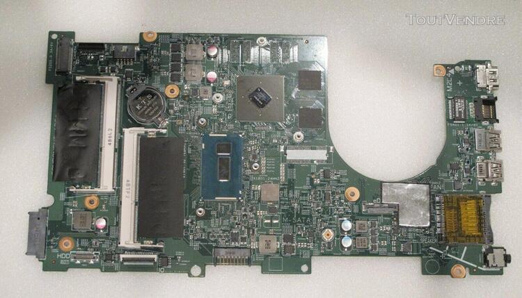 Dell inspiron 7746 laptop motherboard intel core i7-5500u