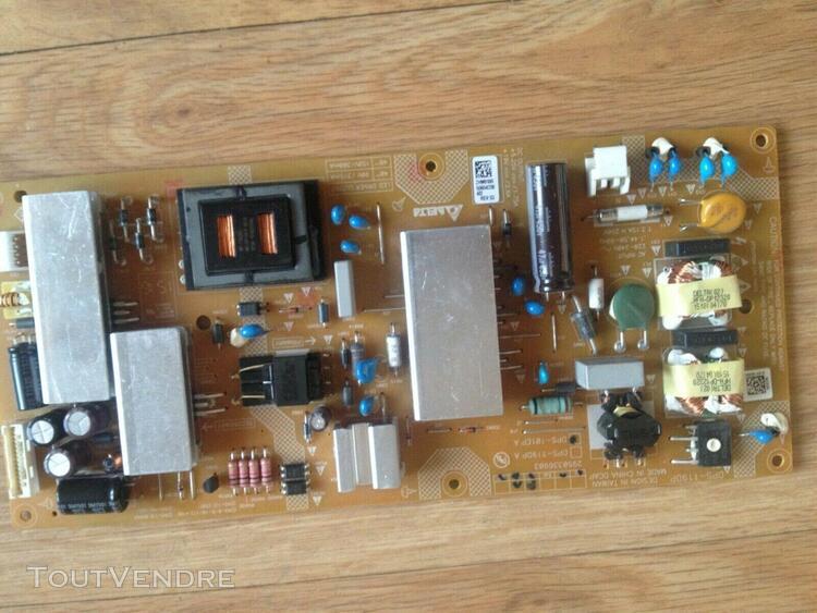 dps-119dp carte de gestion grundig 40vle4520bf