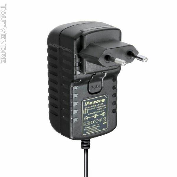 ifi audio ipower / alimentation audio audiophile faible brui