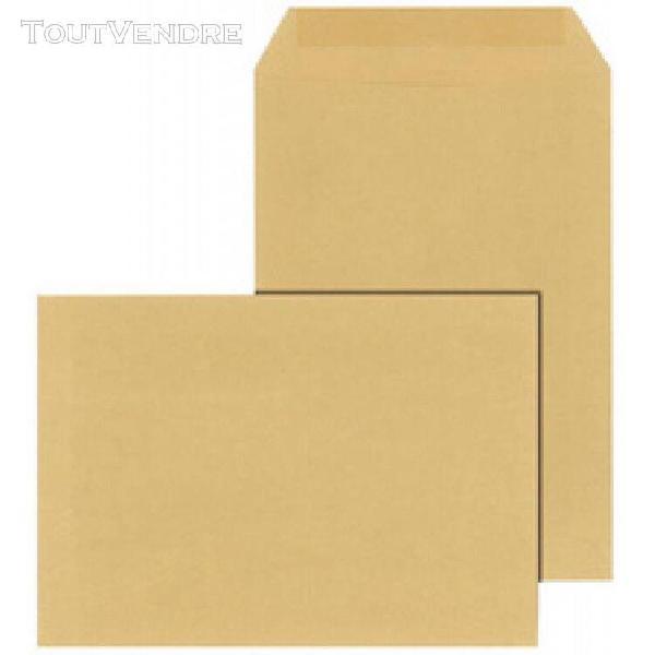Mailmedia pochettes d'exp'dition b5, autocollantes, sans