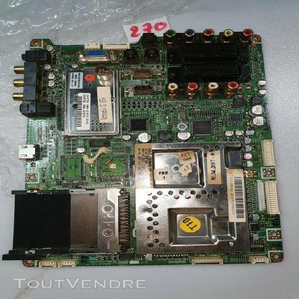 main board bn41-00813b bn94-01327a for samsung le32r88bd tv