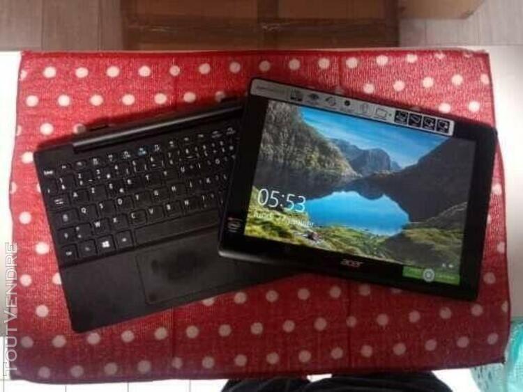 Pc tablette 2 en 1 acer aspire switch 10e lire descriptif