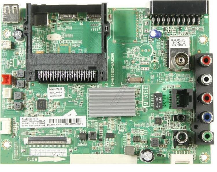 platine principale thomson 55fa3203 ou 48fs3003 type 40-mt31
