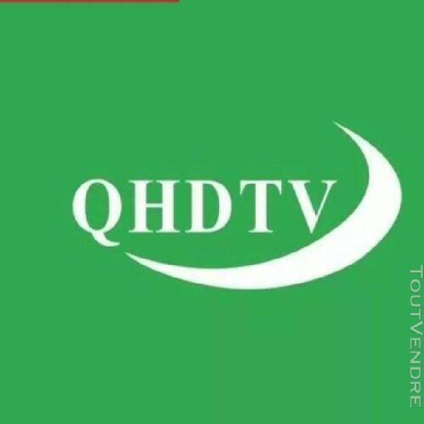 qhdtv abonnement android 12 mois... envoie rapide
