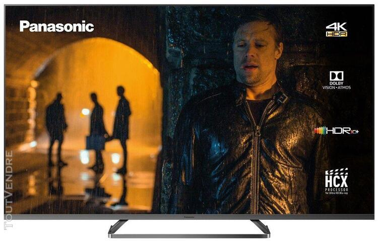 "tv led panasonic tx 65gx810e 65"" 4k uhd (2160p)"