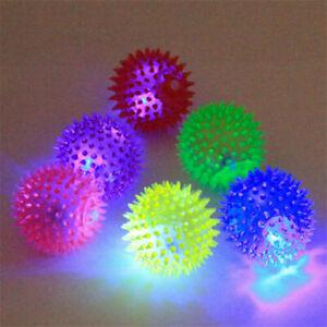 6 x balles lumineuses pour animaux, chiens, chats