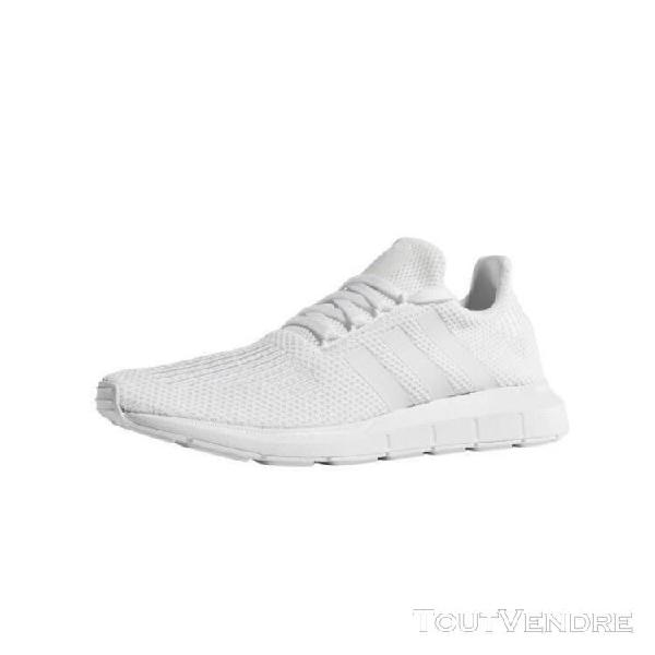 Adidas originals baskets swift run - homme - blanc - 46