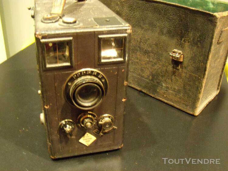 ancien appareil photo zion austral - détective début 1900