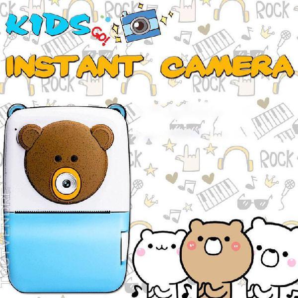 appareil photo pour enfants les enfants de l'enregistreur vi