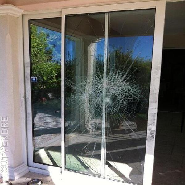 Dépannage/réparation baie vitrée,volet roulant,porte