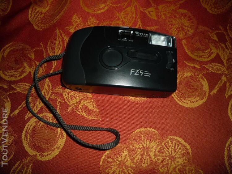 "lot 2 appareil photo "" fuji "" fz5 occasion"