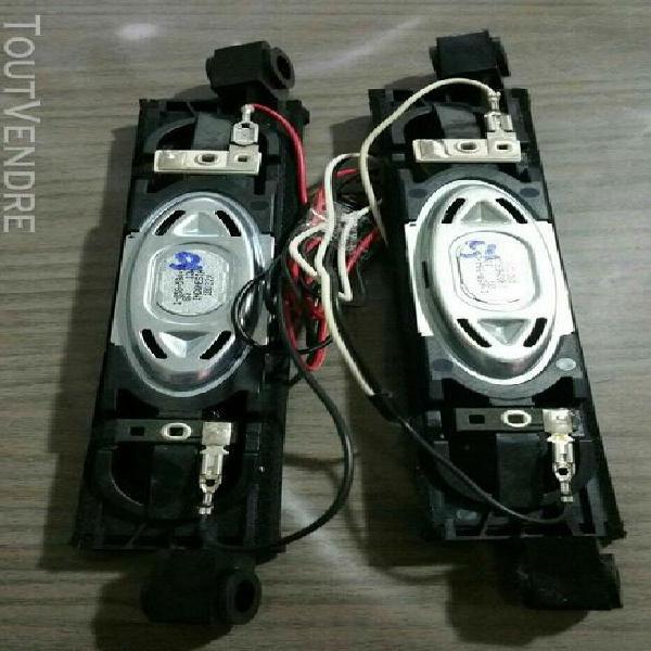 lot de 2 haut parleurs (1-869-894-32) tele sony kdl-40hx720