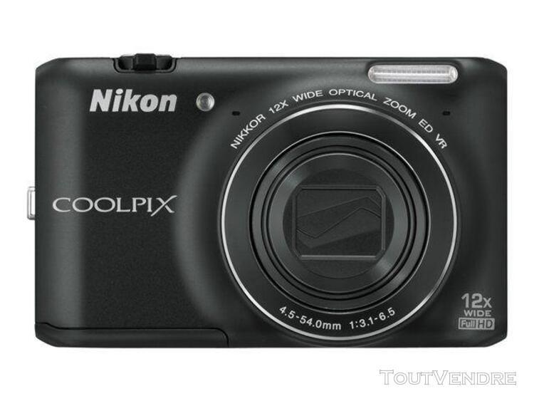Nikon coolpix s6400 - appareil photo numérique - compact -