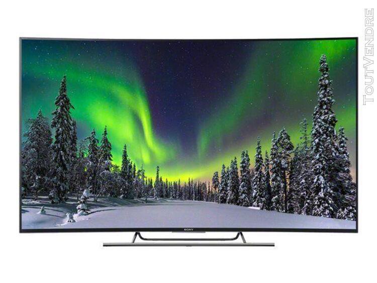 "smart tv led sony kd 65s8505c 3d 65"" 4k uhd (2160p)"