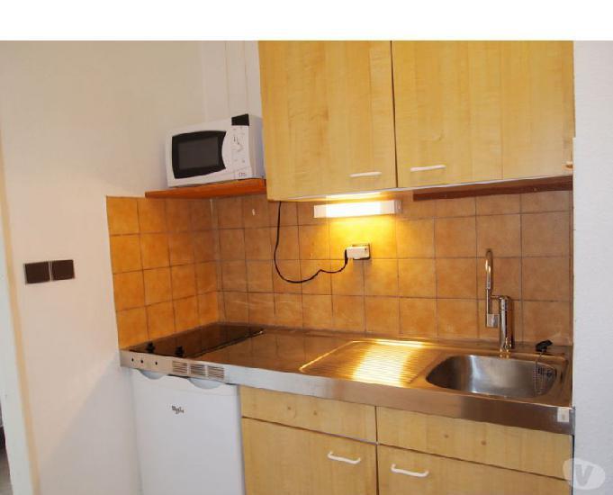 Appartement de 26 m2 avec terrasse et piscine