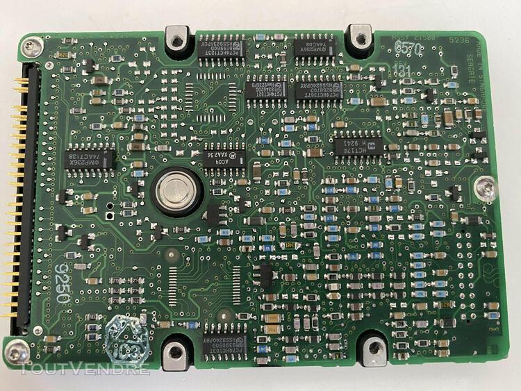 atari falcon - disque dur original 64mb - seagate st9080a -