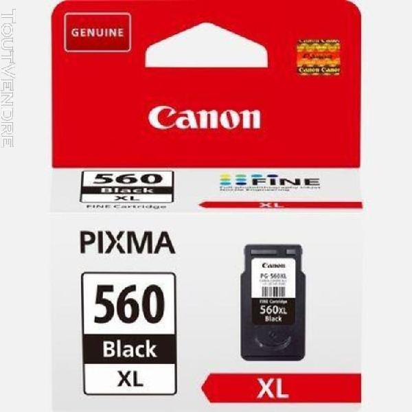 canon pg-560xl / 3712c001 cartouche d'encre noir