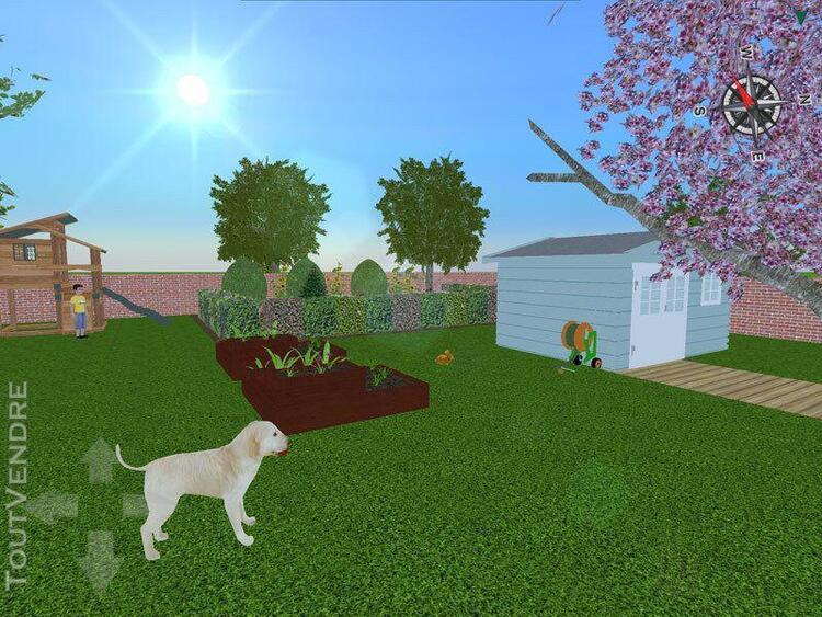 home design 3d outdoor & garden - logiciel en