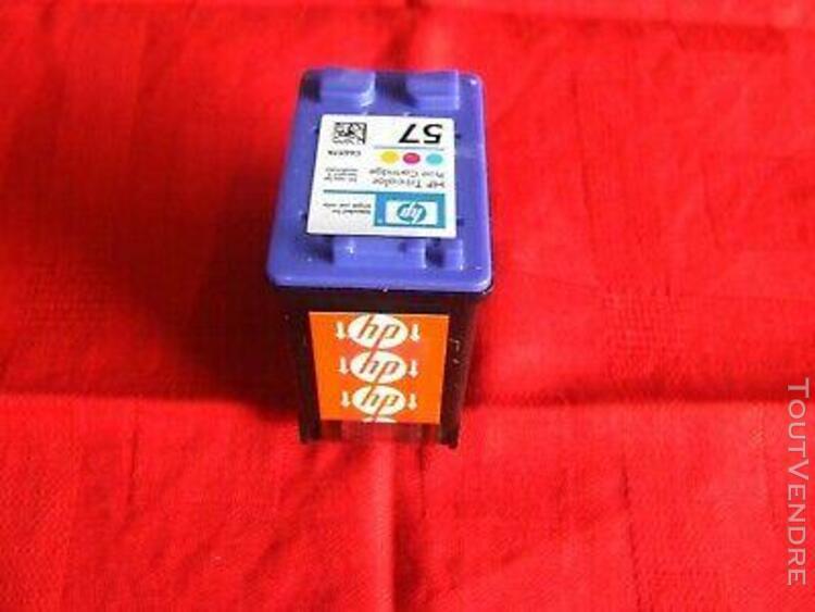hp origine 57 color couleur