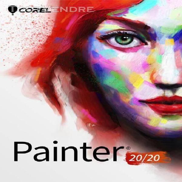 painter 2020 - logiciel en téléchargement - pc