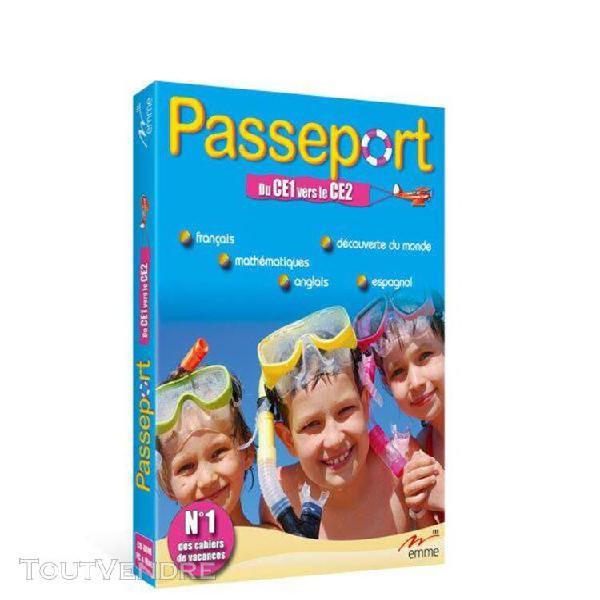 passeport du ce1 vers le ce2