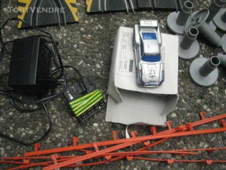 Ancien jeu circuit autos speedtrax