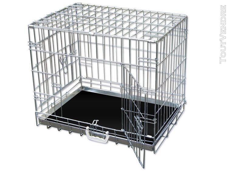 Cage de transport pour chien et autres animaux, taille xxl 1