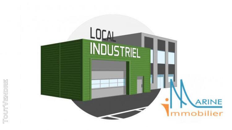 local industriel grand ghauteur