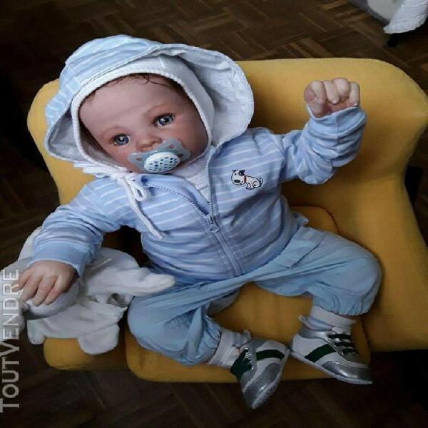 Marcel, bebe reborn