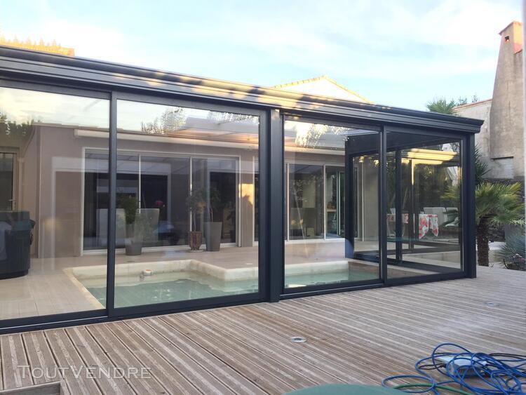 Poseur independant veranda et pergola et ossature bois