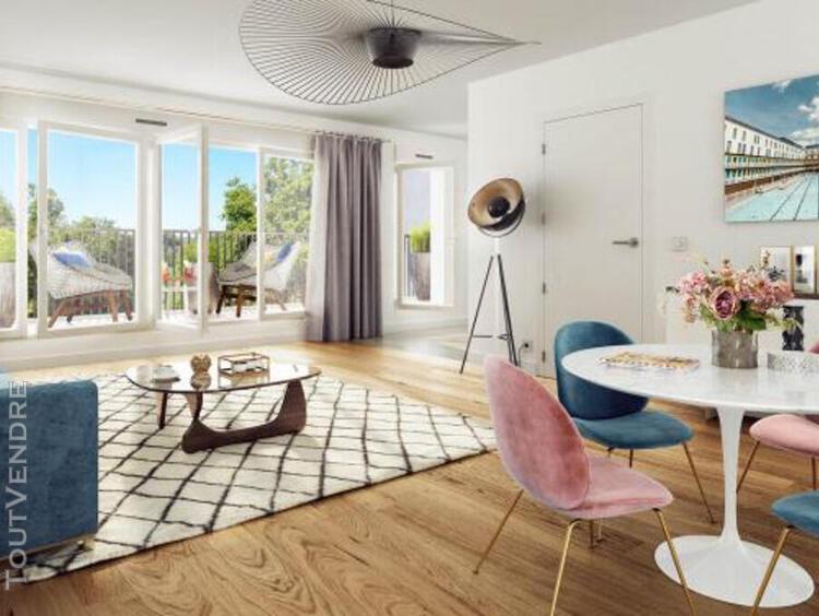 Vente appartement hauts de seine issy-les-moulineaux