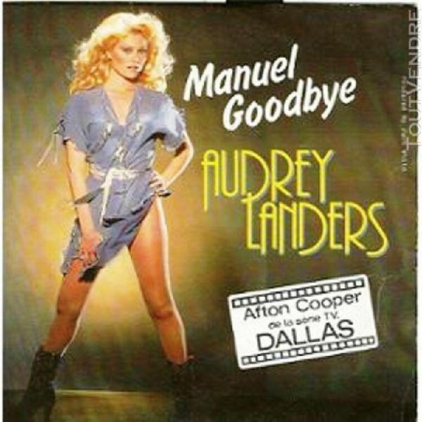 Audrey landers - manuel goodbye - afton cooper de la série
