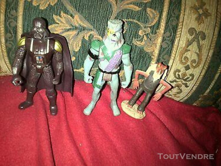 lot de 3 personnages de star wars idee cadeau aniversaire f