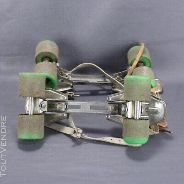 patins à roulettes vintage réglabes midonn