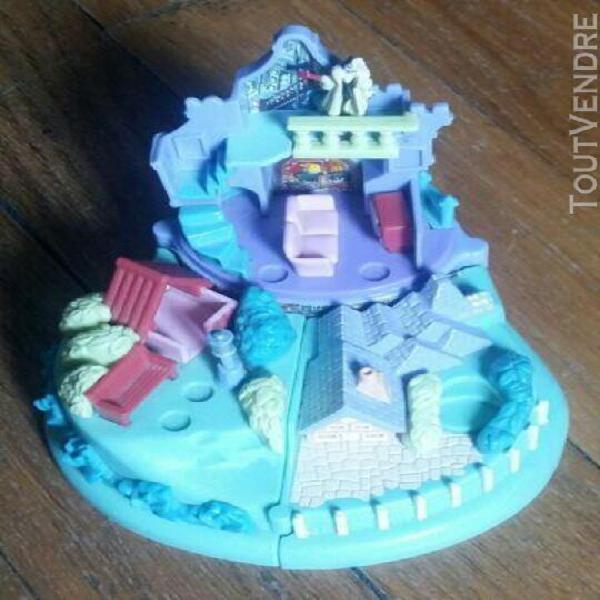 polly pocket bluebird 1996 la maison des 101 dalmatiens avec