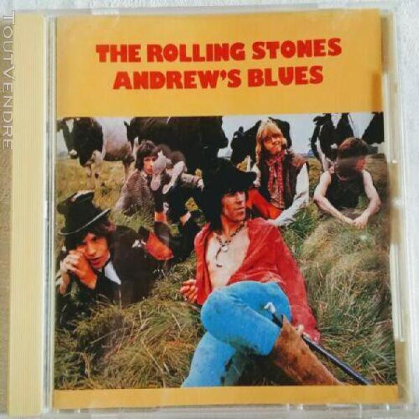 Rare / the rolling stones / andrew's blues / nm-/vg+
