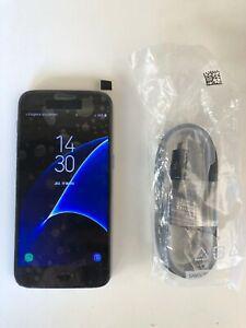 Samsung galaxy s7 black - 32gb - débloqué - reconditionné