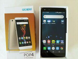 "Telephone mobile alcatel pop 4-6"" comme neuf"